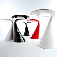 Buy cheap Black / Red / White Fiberglass Table For Commercial Area And Coffee Shop from wholesalers