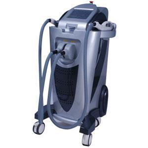 Buy cheap machine d'analyse de peau de laser de yag de ND du chargement initial rf de lumière du retrait E de tache de rousseur product