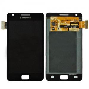 Buy cheap Piezas de reparación de encargo del teléfono celular de Samsung I9100 de la asamblea de pantalla LCD táctil de la galaxia S2 product