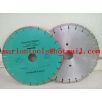 Buy cheap diamond cutting disc for marble product