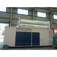 China Car / Truck CNG Station Compressor CNG Fuel Stations With 6M3 Gas Cylinder on sale