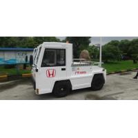 Buy cheap FAAM Electric Baggage Tractor , Low Noise Airline Ground Support Equipment product