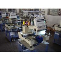 Buy cheap High Speed Automatic Embroidery Machine , Multi - Languages 1 Head Embroidery Machine New product