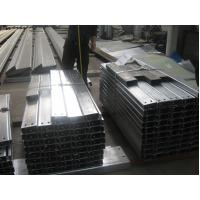 Buy cheap Steel Frame Building Galvanized Steel Purlins For Support Roof Sheet product