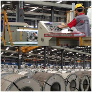 Buy cheap LISCO 304の2Bステンレス鋼のコイル3-10MM*1219/1524mmの製造所の端 product