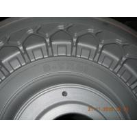 Buy cheap Custom 35 # Steel 18 X 7 - 8 ATV Tyre Mould CNC Engraving One Year Warranty product