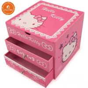 Buy cheap Personalised gift box custom logo kraft paper creative drawer packaging case product