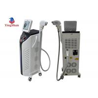Buy cheap 3000W Permanent Laser Hair Removal Machines 808nm 755nm 1064nm For All Skin Types product