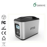USB AC Output 110 / 120 / /230 / 240V Portable Rechargeable Power Supply Green Energy