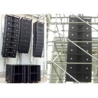 Quality Concert Line Array Speaker Church Sound Equipment , church audio systems for sale