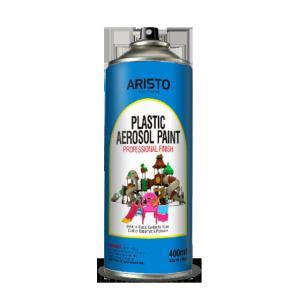 Buy cheap Plastic Aerosol CTI Liquid Coating Acrylic Spray Paint 400ml product