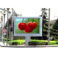Buy cheap Customized Outdoor Commercial Advertising Full Color LED Display P10 LED Video Wall SMD Synchronous Control product