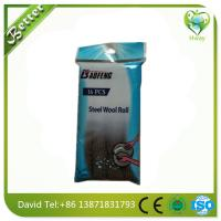 Buy cheap polishing steel wool roll factory price on sales product