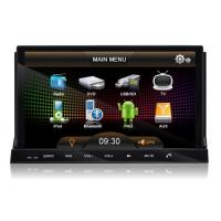Double DIN Android 2.3 Car PC , Universal Indash 2 DIN Touch Screen Monitor Car DVD DV