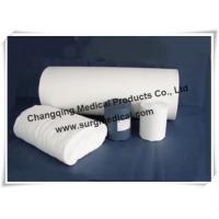Buy cheap 36 Width Cotton Bleached Absorbent Jumbo Gauze Roll For Medical Ambulances product