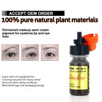 Buy cheap Original lushcolor pigment from chinese 15 years professional permanent makeup pigment manufacture product