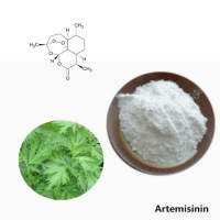 Buy cheap Pure Herb CAS 63968-64-9 Artemisia Annua Extract C15H22O5 product