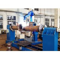 Buy cheap MIG TIG MAG Automated Welding Systems , Tube Type Heat Exchanger Robotic Welding Equipment product