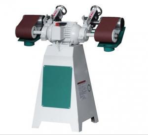 Buy cheap máquina de lixar lateral dobro da curva da máquina de lixar da correia do rolo da esponja do woodworking product