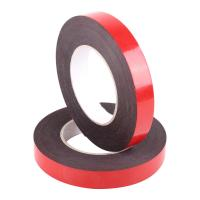 Buy cheap High Heat PE Foam Tape 10m Length , Two Sided Sticky Tape For LED Board from wholesalers