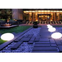 Buy cheap Outdoor Color Change Floating LED Waterproof Ball For Wedding Decoration product