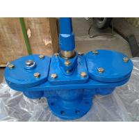 """Buy cheap Water Air Bleed Valve With Double Ball 3"""" And Flat Face Flange AS Per ASME B16.5 product"""