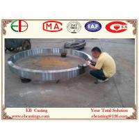 Buy cheap Big Ring Castings for Cement Plant Hardness Inspection EB14014 product