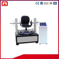 Buy cheap Office Chair Pneumatic Rod Rotation Testing Machine, 5~15 times/min Test Speed product