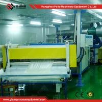 Buy cheap CE Passed PVB Shaping Or Stretching Machine PVB Interlayer For Windshields product