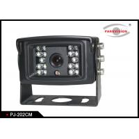 Buy cheap High Definition Bus Rear View Camera With 4 Pin 5 - 20 Meters Extension Cable product