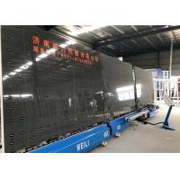 Buy cheap ISO Insulating Glass Production Line Machine With Automatic Silicone Sealing Robot product