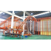 ALUMINUM WOODEN GRAIN PROCESSING WORKSHOP