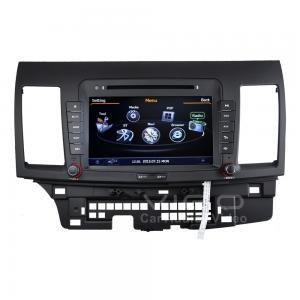 Buy cheap Car Stereo Sat Nav DVD Player For Mitsubishi Lancer / Galant Fortis product
