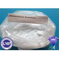 CAS 303-42-4 Raw Steroid Powders Anabolic steroid Methenolone Enanthate