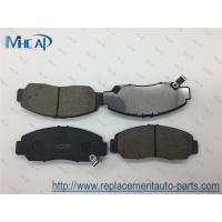 China Auto Brake Pads Set  Front Axle 45022-SDD-A00 Honda Accord Civic FR-V Odyssey Stream Acura on sale