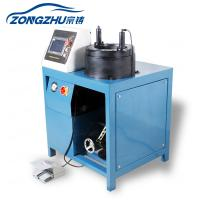 Buy cheap 380V 415V 220V Hose Pipe Making Machine For Hydraulic Hoses Specified Dies Set product