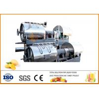 Buy cheap Stainless Steel Mango Processing Line Fully Automatic PLC Control High Performance product