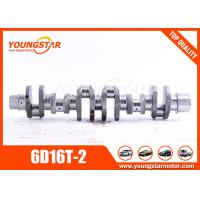 Buy cheap a Crankshaft with Main Bearing 84mm and Co Rod 65mm  FOR MITSUBISHI 6D16T-2   ME131814 product