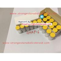Buy cheap Fat Loss Human Peptides White Ghrp-6 Powder Human Growth Releasing Peptide  Hormone Ghrp2 product