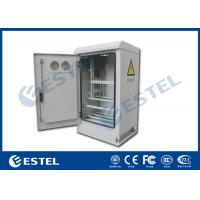 Buy cheap Heat Insulation Outdoor Power Cabinet , WeatherProof  Power Supply Cabinet from wholesalers