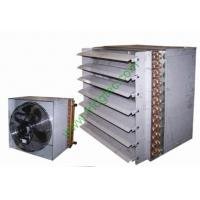 Buy cheap China made water boiler copper tube aluminum fin heat exchanger from wholesalers
