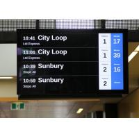 Buy cheap Public Transportation Digital Signage 43 Inches With Vandal Resistant Transitscreen product