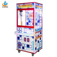 China Self Operated Square Pirates Chest Claw Machine With Durable Rocker on sale