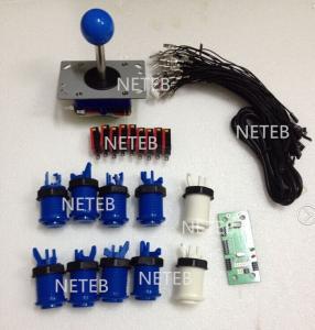 Buy cheap Arcade DIY Parts USB Encoder + 1Joystick + 10 Push Buttons MAME product