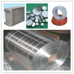 Buy cheap De haute qualité de 8011 O bande en aluminium de 0.15mm à 0,50 millimètres pour le tuyau composé de PEX-AL-PEX product