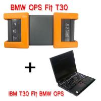 BMW OPS Plus IBM T30 Mercedes Star Diagnosis Tool Super MB Star