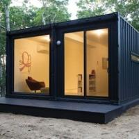 Buy cheap Low cost prefab tiny container house 20ft manufacturer product