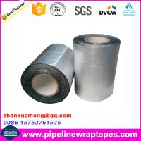 China Aluminum Foil Adhesive Tape For Building Waterproof Construction on sale
