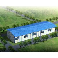 Buy cheap light steel structure prefab house product