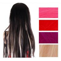 Buy cheap 7A Clip In Synthetic Hair Extensions / Tangle Free Hair Extensions product